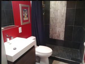 Bathroom Post